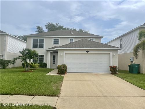 Photo of 2315 Canopy Drive, Melbourne, FL 32935 (MLS # 912259)