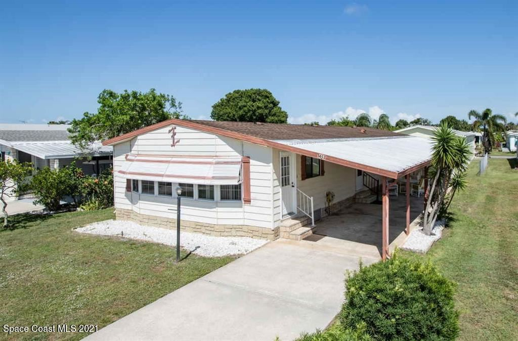 1453 Barefoot Circle, Barefoot Bay, FL 32976 - #: 905259