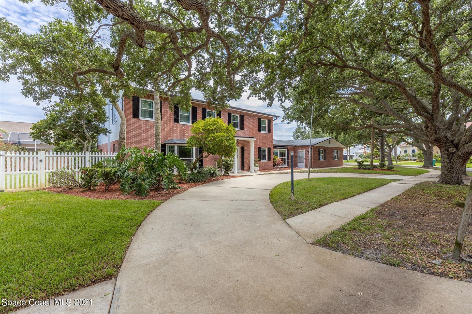 517 N River Oaks Drive, Indialantic, FL 32903 - #: 907259