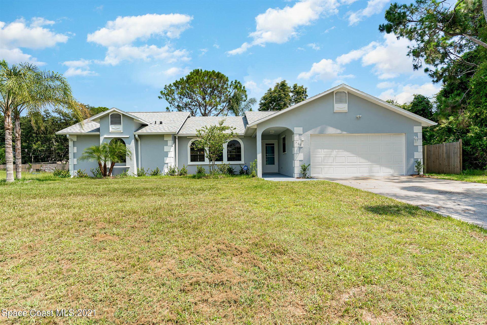 560 Koutnik Road, Palm Bay, FL 32909 - #: 911259