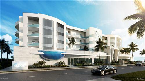 Photo of 41 N Atlantic Avenue #204, Cocoa Beach, FL 32931 (MLS # 862260)