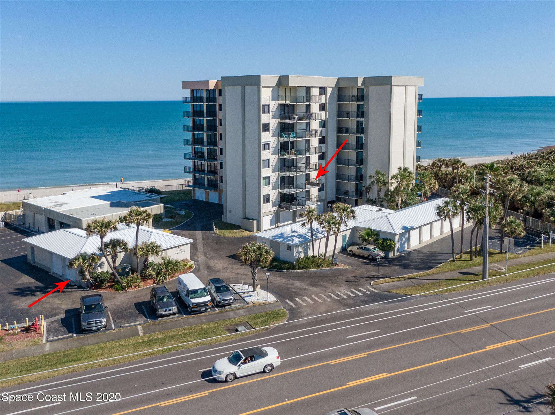 1343 Highway A1a #2d, Satellite Beach, FL 32937 - #: 895260