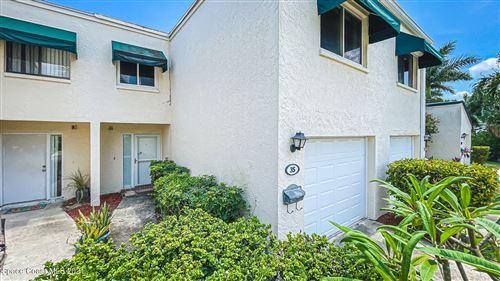 Photo of 35 Emerald Court, Satellite Beach, FL 32937 (MLS # 904261)