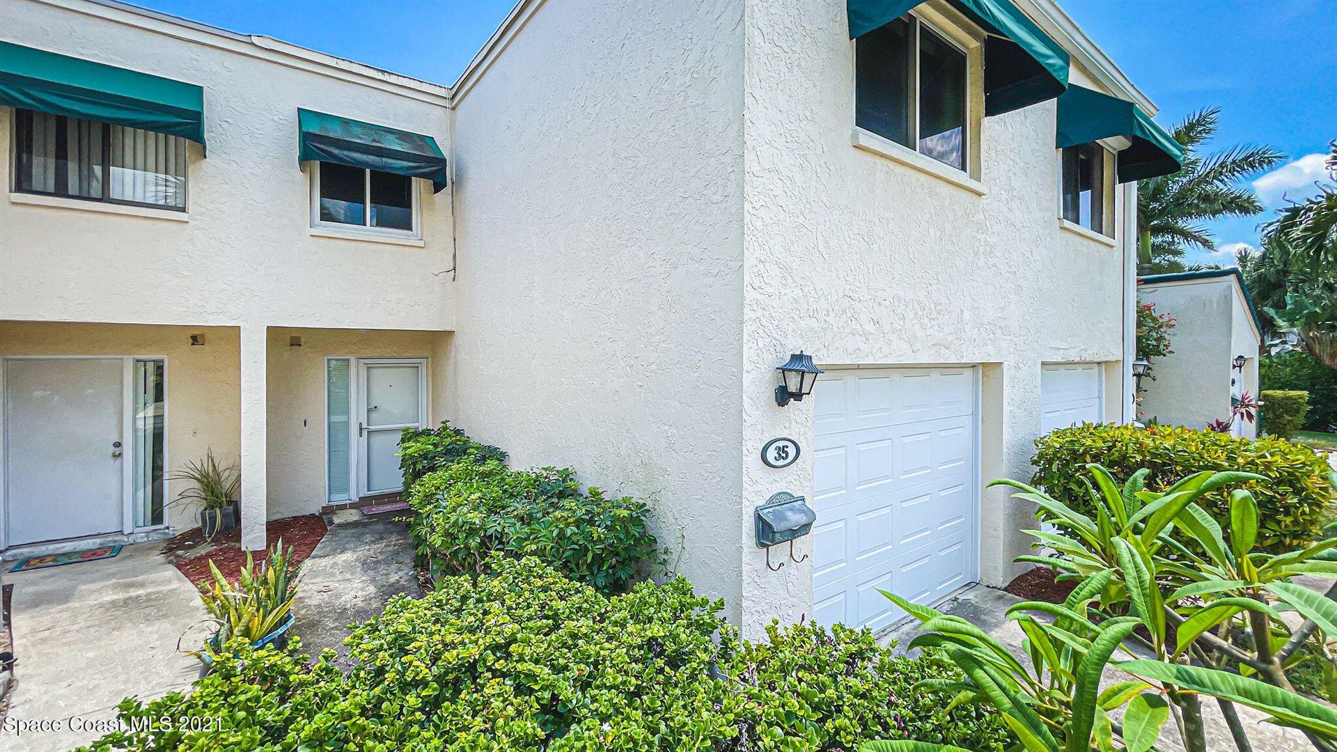 35 Emerald Court, Satellite Beach, FL 32937 - #: 904261