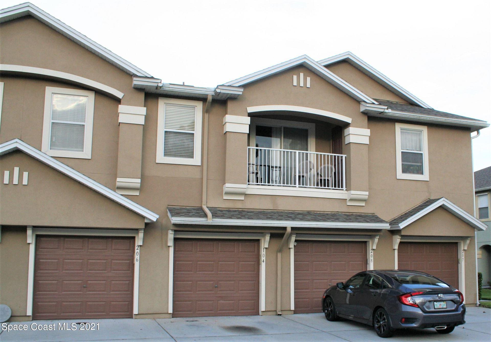 4076 W Meander Place #207, Rockledge, FL 32955 - #: 915262