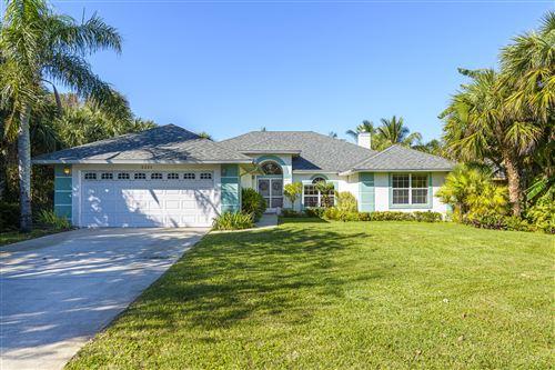 Photo of 6880 Angeles Road, Melbourne Beach, FL 32951 (MLS # 891266)