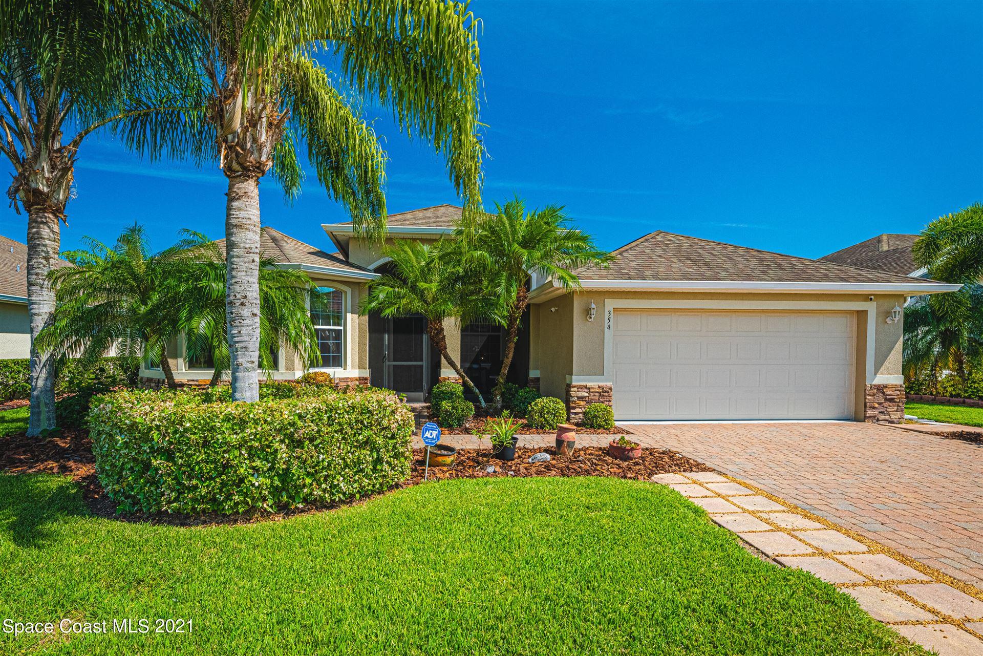 354 SE Abernathy Circle, Palm Bay, FL 32909 - #: 918266