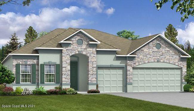 2173 Windbrook Drive, Palm Bay, FL 32909 - #: 907267