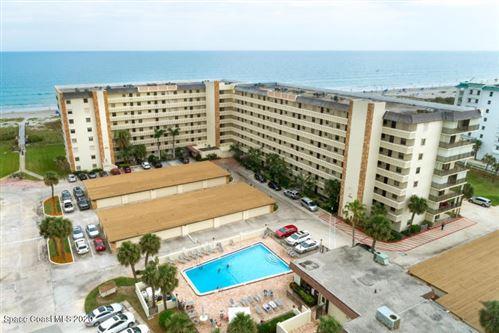 Photo of 1830 N Atlantic Avenue #C-205, Cocoa Beach, FL 32931 (MLS # 881268)