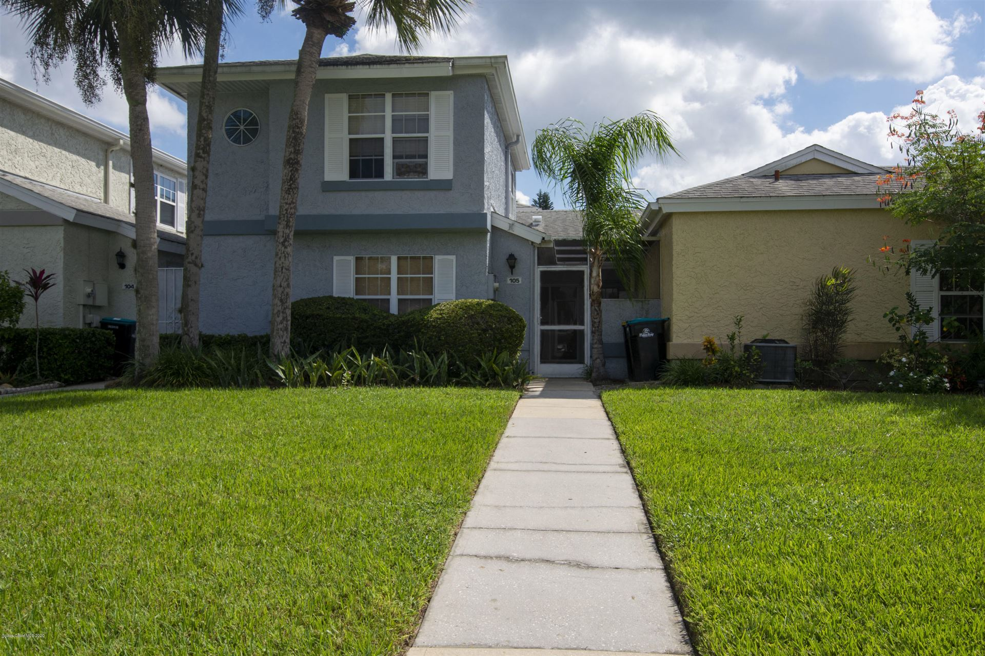 1445 Malibu Circle #105, Palm Bay, FL 32905 - #: 894270