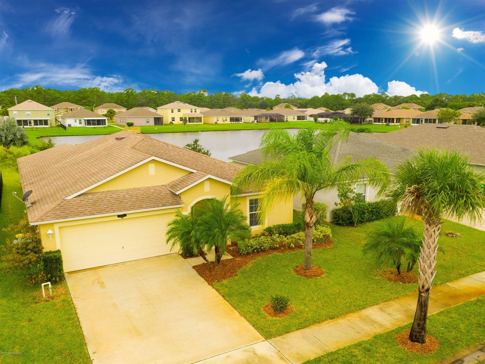 1320 Tarton Way, Cocoa, FL 32926 - #: 888271