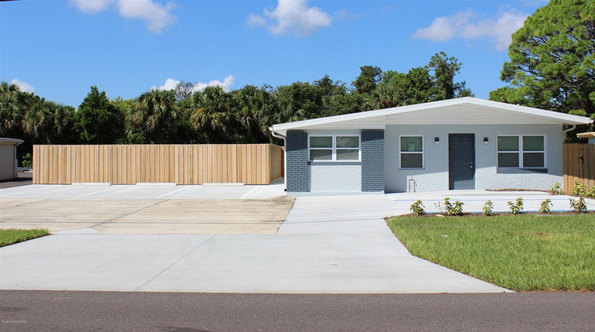 2308 S Hopkins Avenue, Titusville, FL 32780 - #: 886272