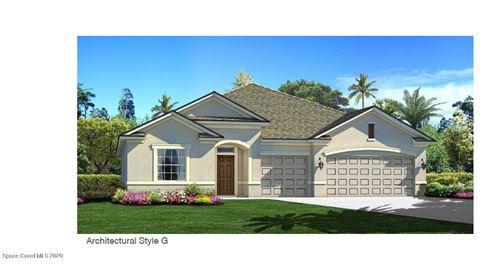 Photo of 950 SE Brocksmith Street, Palm Bay, FL 32909 (MLS # 880273)