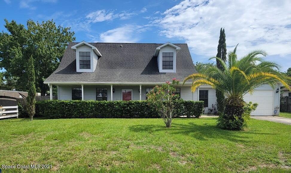 870 Andrew Street, Palm Bay, FL 32909 - #: 911274