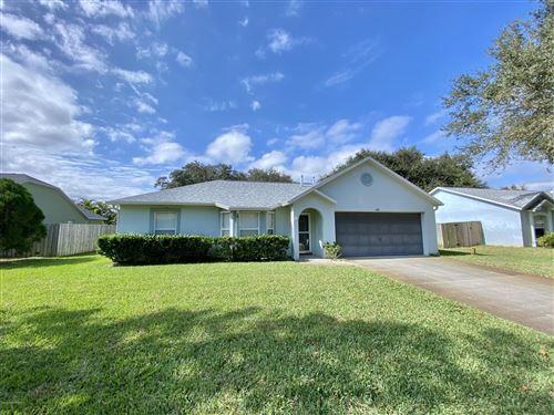 Photo of 1183 Winding Meadows Road, Rockledge, FL 32955 (MLS # 890275)