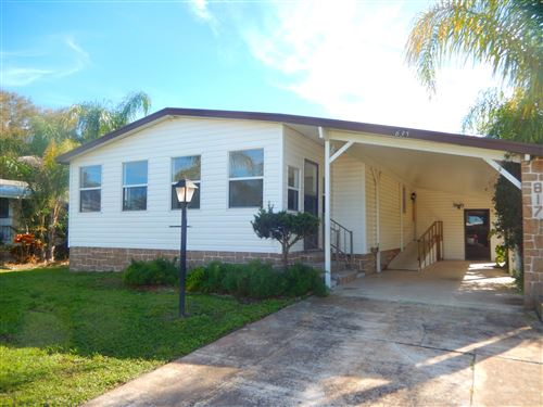 Photo of 635 Puffin Drive, Barefoot Bay, FL 32976 (MLS # 864277)