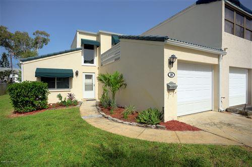 Photo of 28 Emerald Court, Satellite Beach, FL 32937 (MLS # 879277)
