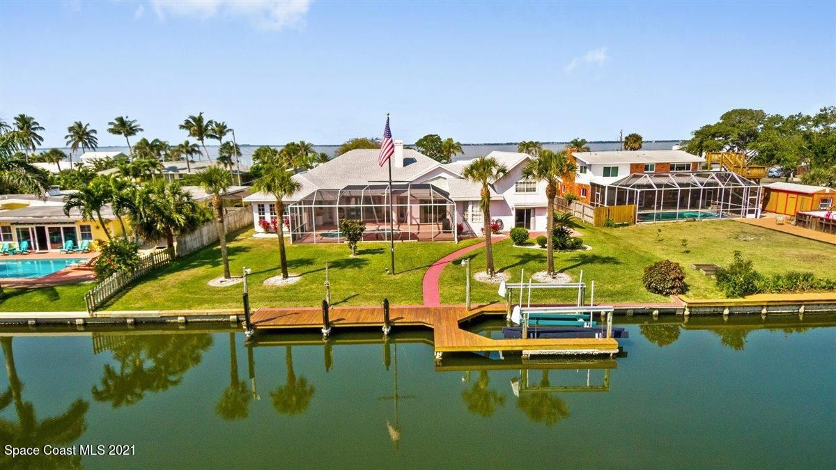 Photo for 12 West Point Drive, Cocoa Beach, FL 32931 (MLS # 902277)