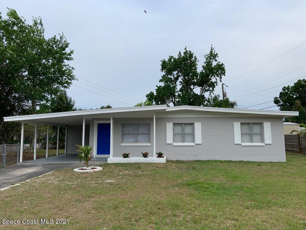 1405 Smith Drive, Titusville, FL 32780 - #: 902278