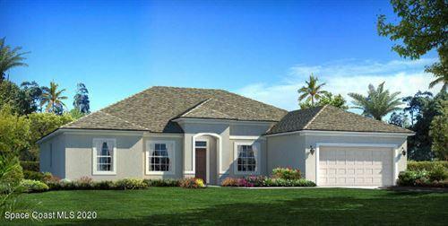 Photo of 966 SE Brocksmith Street, Palm Bay, FL 32909 (MLS # 880279)