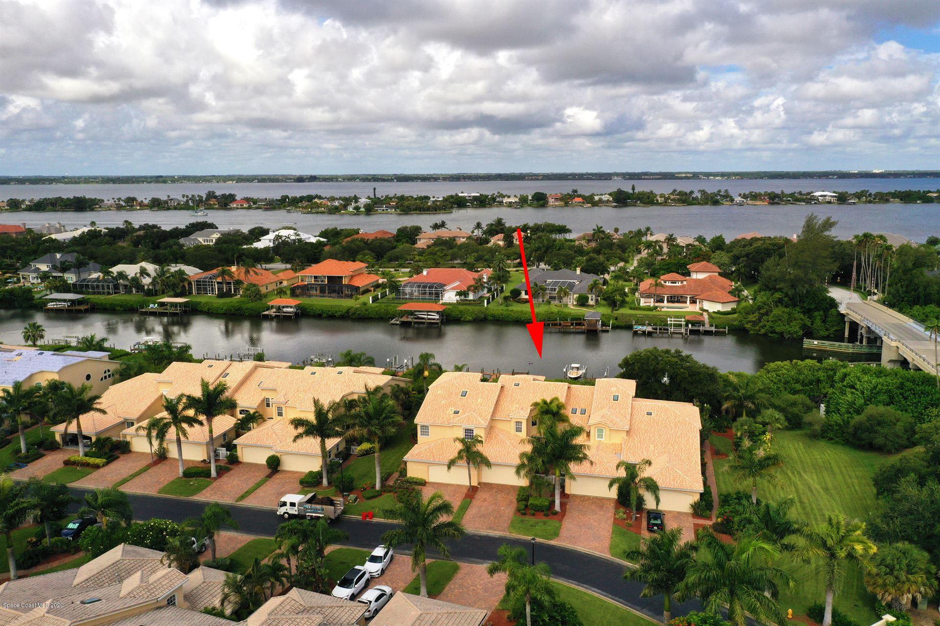 507 Island Court, Indian Harbour Beach, FL 32937 - #: 881280