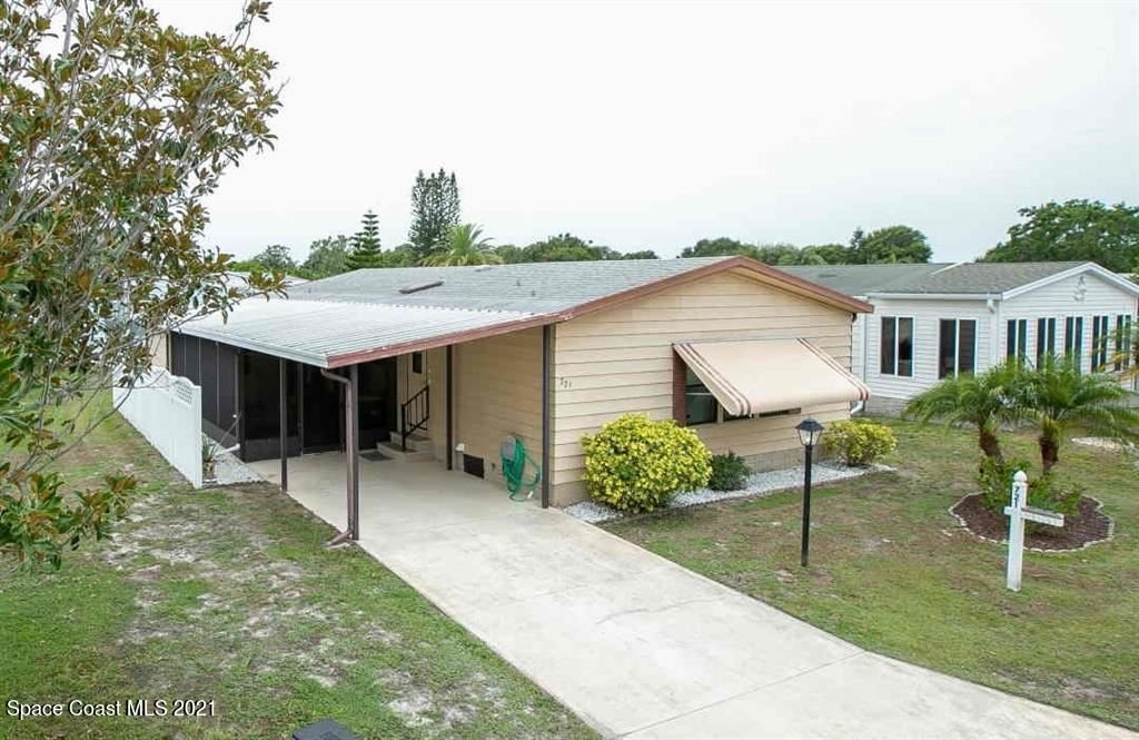 721 Oleander Circle, Barefoot Bay, FL 32976 - #: 908282