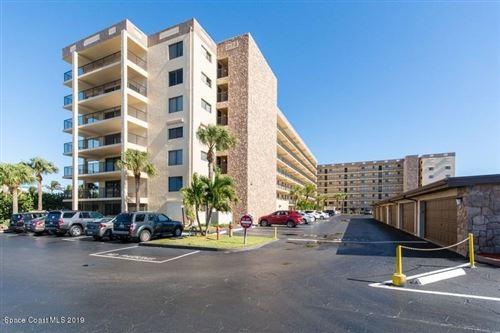 Photo of 3170 N Atlantic Avenue #414, Cocoa Beach, FL 32931 (MLS # 861285)
