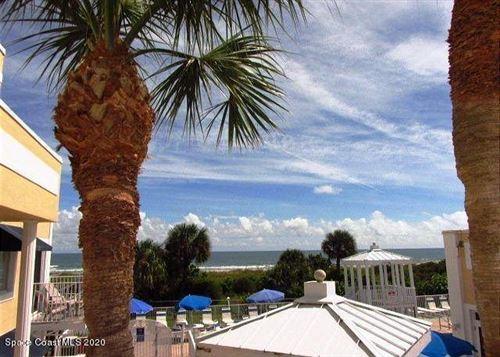 Photo of 8600 Ridgewood Avenue #1206, Cape Canaveral, FL 32920 (MLS # 896285)