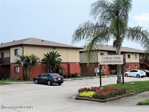 Photo of 1708 University Lane #507, Cocoa, FL 32922 (MLS # 899287)