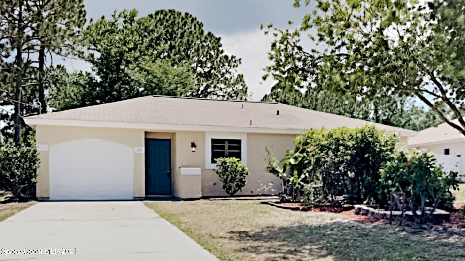 206 Brantley Street, Palm Bay, FL 32909 - #: 906287