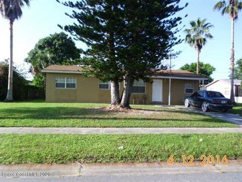 Photo of 3831 Ellis Drive, Cocoa, FL 32926 (MLS # 880288)