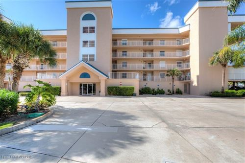Photo of 601 Shorewood Drive #403, Cape Canaveral, FL 32920 (MLS # 865292)