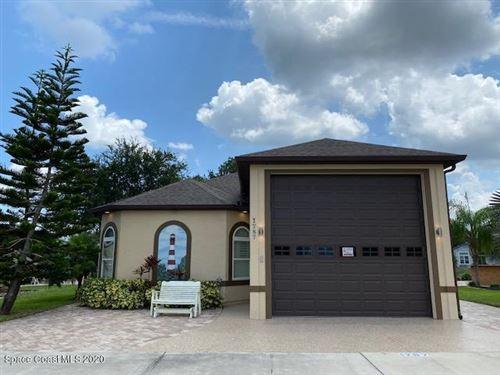Photo of 1787 Platinum Drive #279, Titusville, FL 32796 (MLS # 880294)