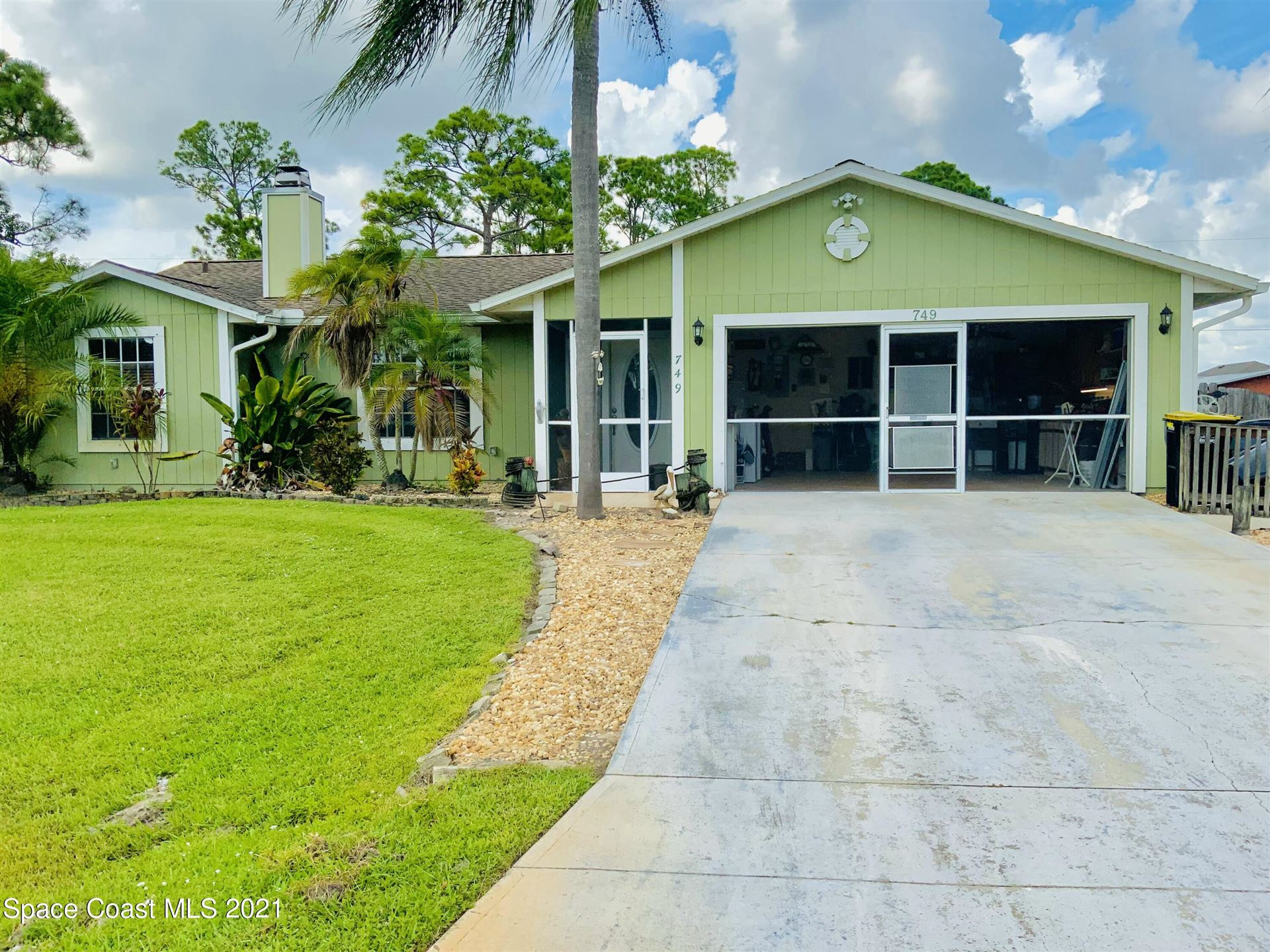 749 Coconut Street, Palm Bay, FL 32909 - #: 917295