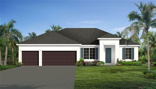 Photo of 1844 Crossbill Drive, Titusville, FL 32796 (MLS # 895297)