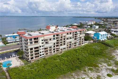 Photo of 2815 S Atlantic Avenue, Cocoa Beach, FL 32931 (MLS # 878299)