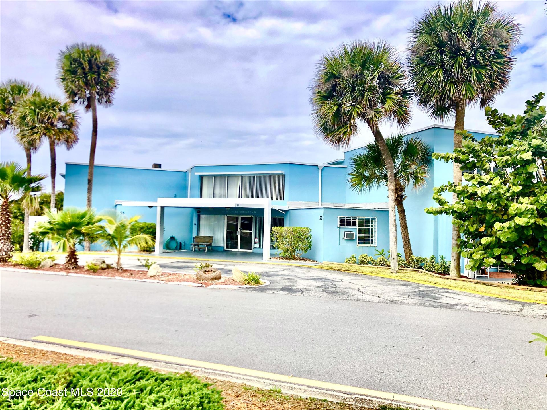 55 E Sea Park Boulevard #113, Satellite Beach, FL 32937 - #: 894299