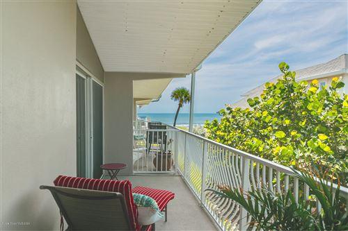 Photo of 2625 S Atlantic Avenue #16, Cocoa Beach, FL 32931 (MLS # 879300)
