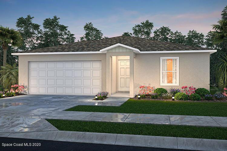 1463 Mackay Avenue, Palm Bay, FL 32909 - #: 882301