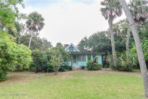 Photo of 375 Holman Road, Cape Canaveral, FL 32920 (MLS # 879302)