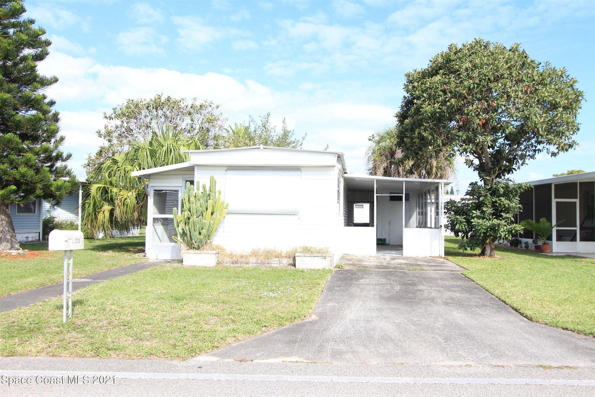 220 Blossom Lane, Palm Bay, FL 32907 - #: 904302
