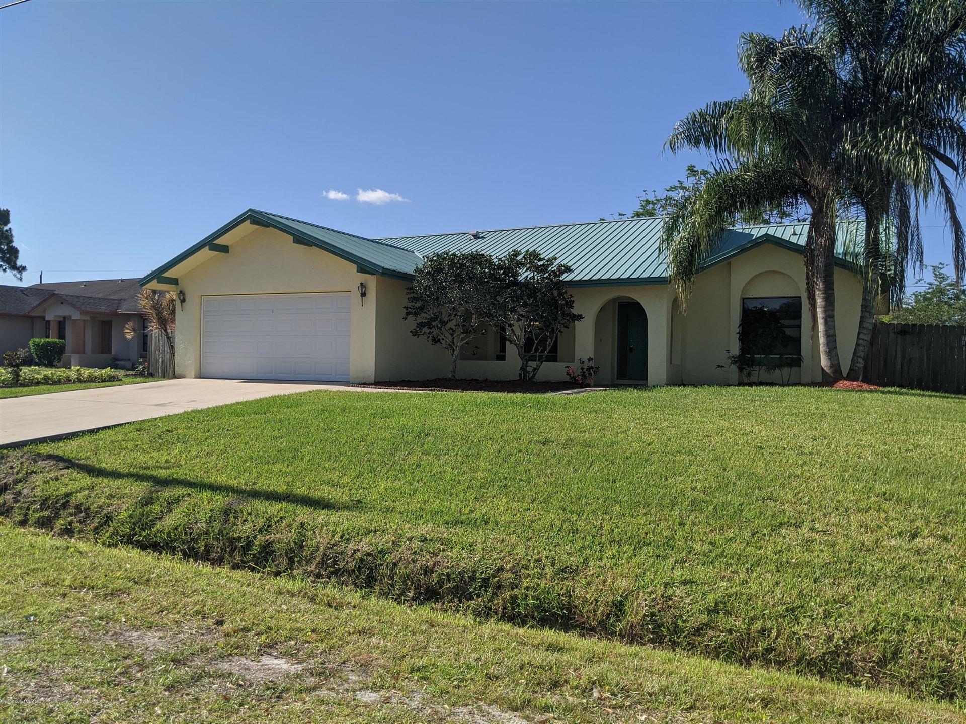 1078 NW Elmont Street, Palm Bay, FL 32907 - #: 875303