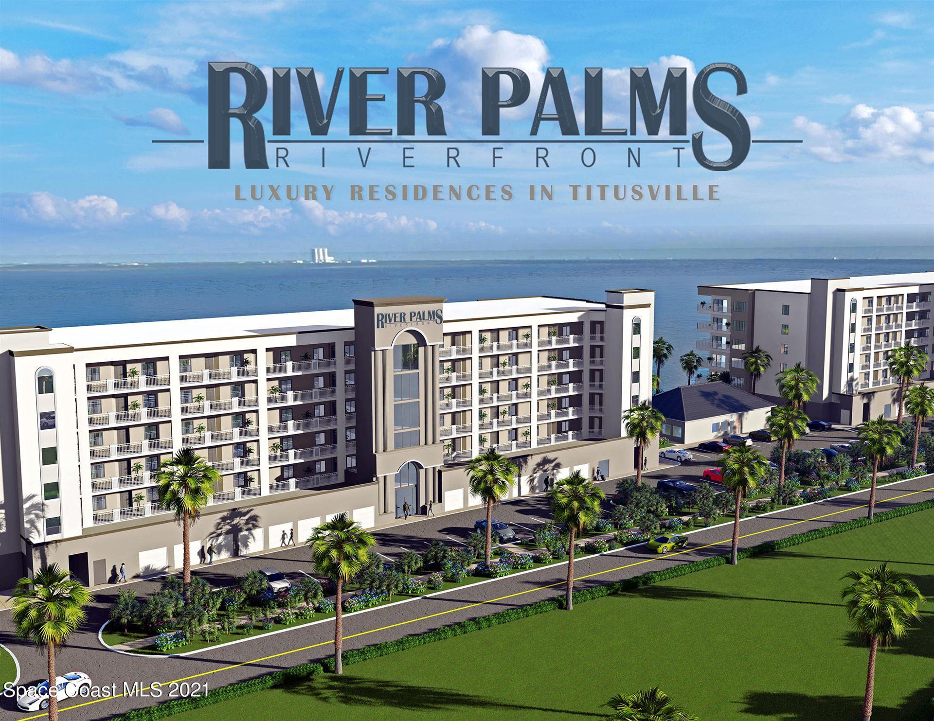 1825 Riverside Drive #307, Titusville, FL 32780 - #: 911303
