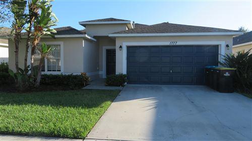 Photo of 1777 Sawgrass Drive, Palm Bay, FL 32908 (MLS # 890304)