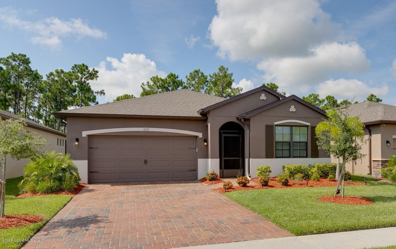 4125 Caladium Circle, West Melbourne, FL 32904 - #: 880304