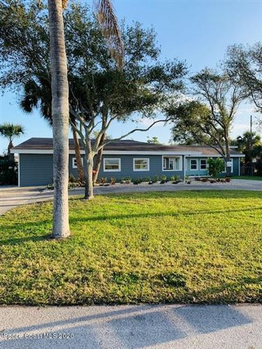 Photo of 14 W Point Drive, Cocoa Beach, FL 32931 (MLS # 865308)
