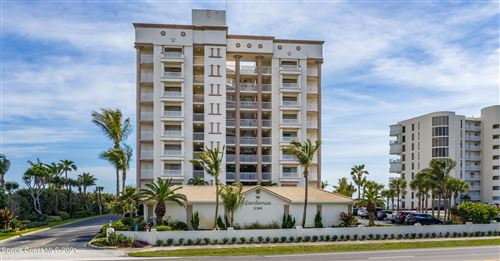 Photo of 2195 Highway A1a #703, Indian Harbour Beach, FL 32937 (MLS # 909309)