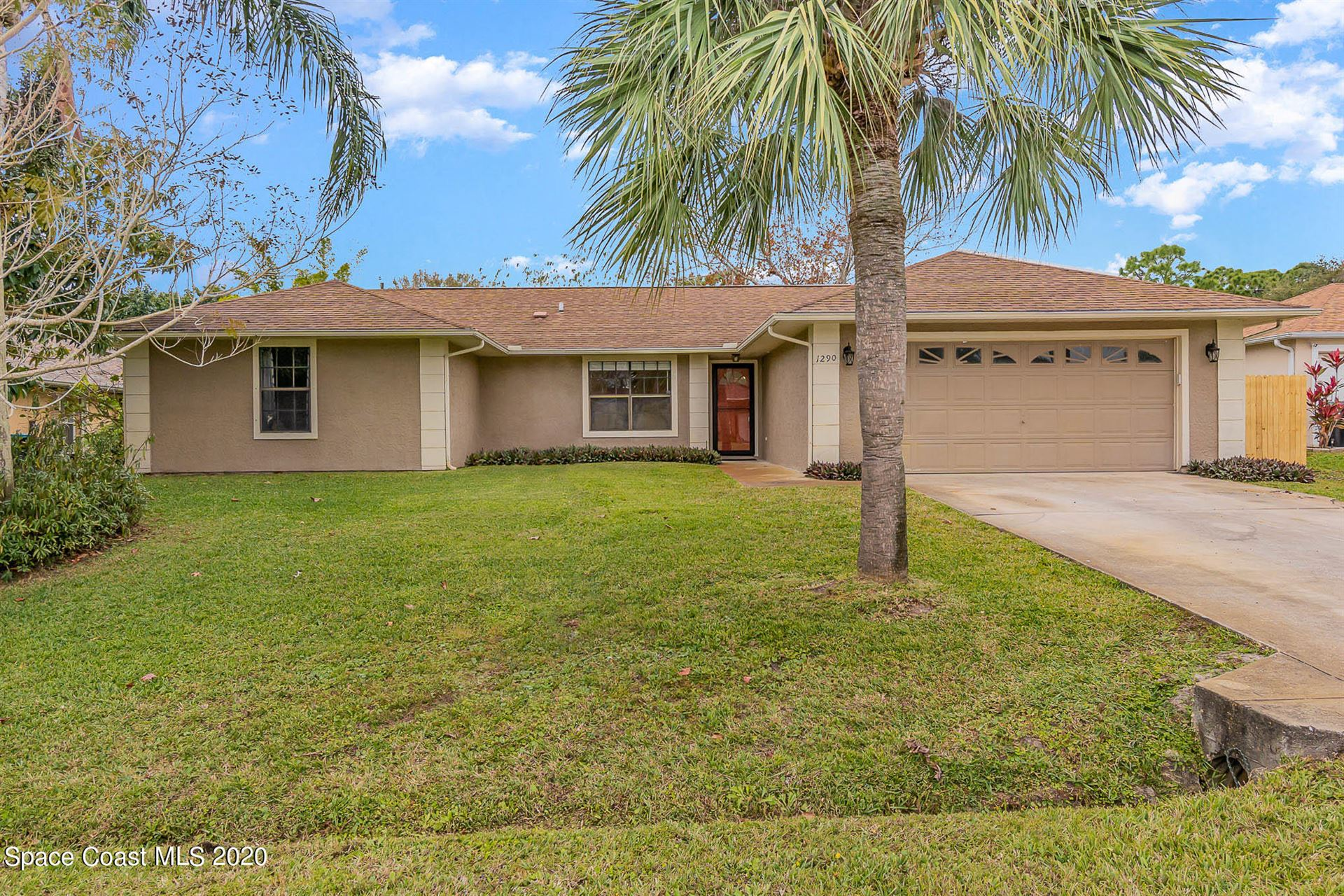 1290 Ashboro Circle, Palm Bay, FL 32909 - #: 894309