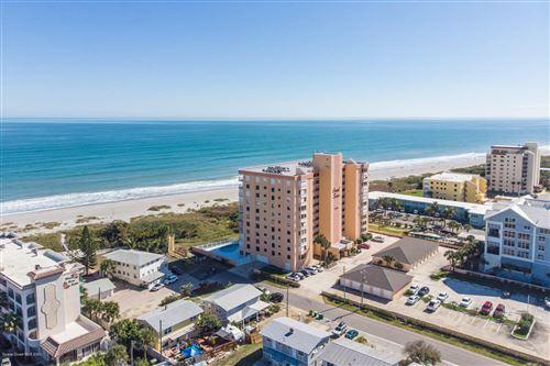 Photo of 6770 Ridgewood Avenue #205, Cocoa Beach, FL 32931 (MLS # 880310)