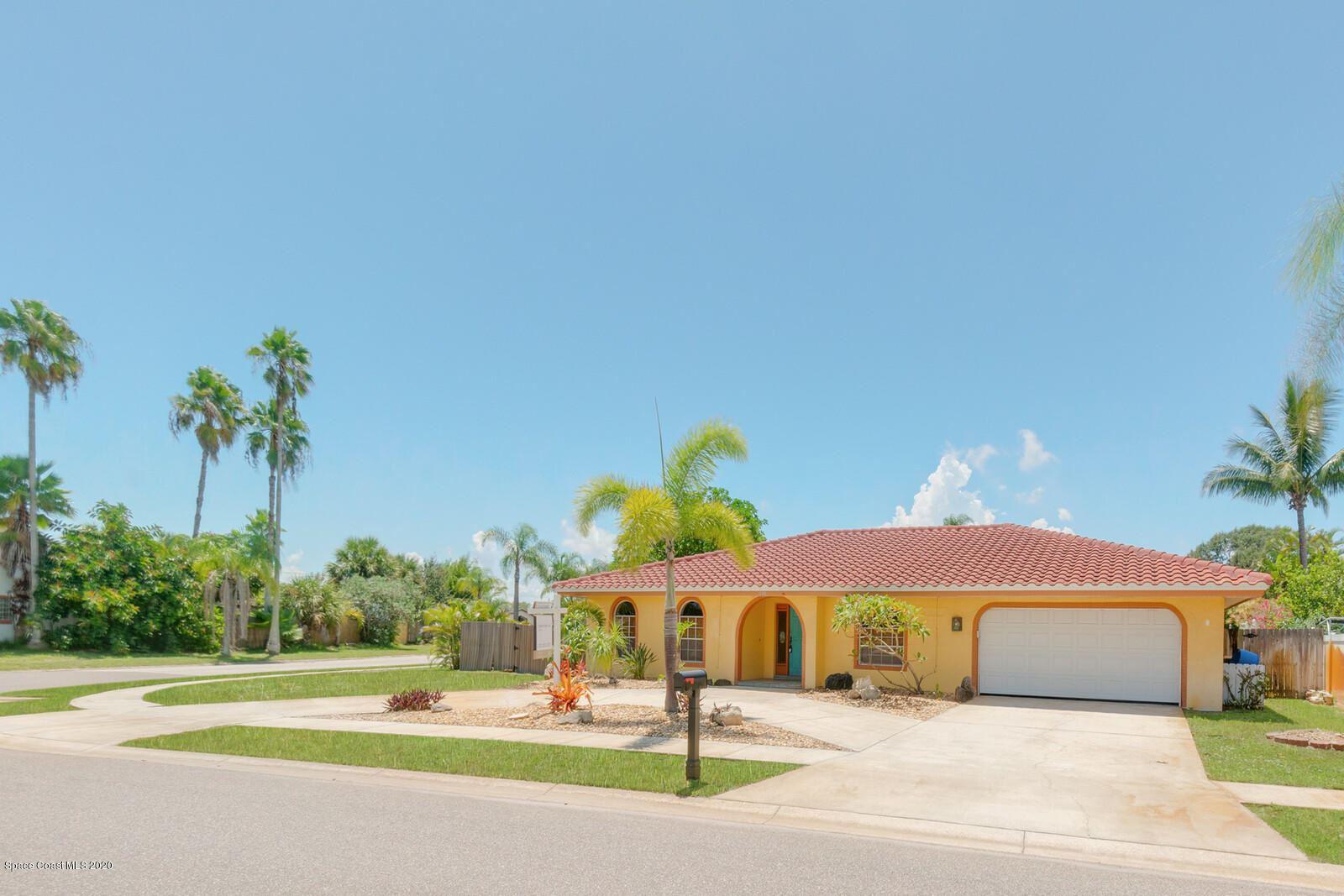 520 Temple Street, Satellite Beach, FL 32937 - #: 882310